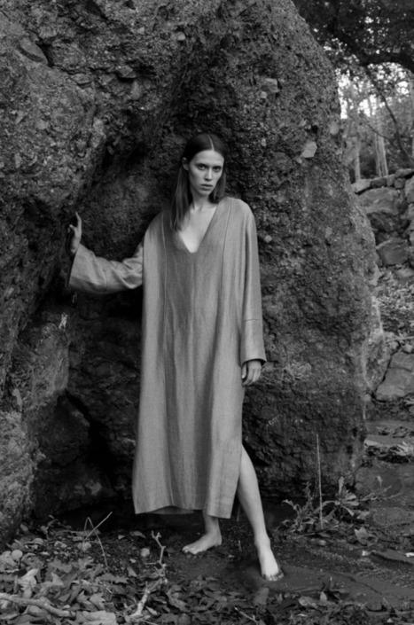 [editorial] 'La Vie Bohem' | Georgia Hilmer by Nicole Maria Winkler for Bon Magazine Summer 2015 | Fashion & more... | Scoop.it