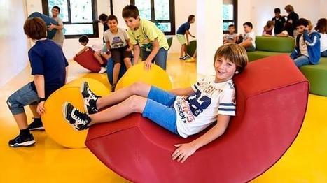 Colegios jesuitas de Cataluña abren aulas con sofás y sin asignaturas | Aprender y educar | Scoop.it