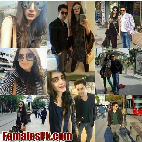 Hira and Mani USA Tour Pictures | FemalesPk.Com | Pakistani Girls | Scoop.it