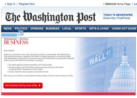 Washington Post signs up with NewsCred in push for dollars, exposure | Multimedia Journalism | Scoop.it