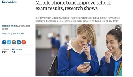 Banning mobile phones is cargo cult science   mrpbps iDevices   Scoop.it