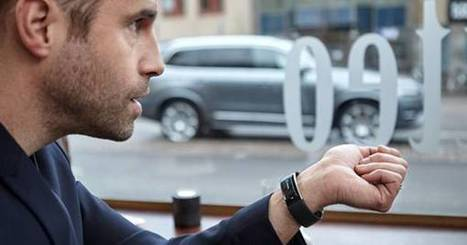 Volvo surges ahead with voice-activated, wearabletech | Health IT | Scoop.it