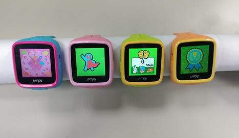 [Jumpy] 台灣的新創團隊介紹 : 悅睿科技 Jumpy 兒童智能手錶 Part 1 | Wayne ESL Blog 資訊融入教學 | Scoop.it