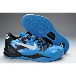 Nike Kobe 8 VIII Elite Blue Black for sale | Kobe 8 All Star | Scoop.it