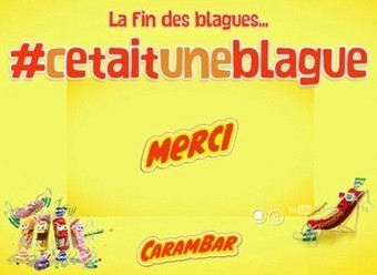 La sale blague de Carambar | Carambarctualité | Scoop.it