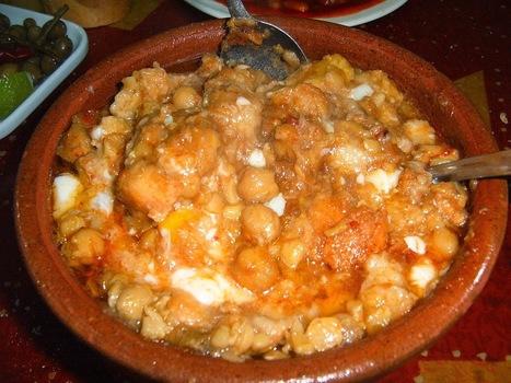 Recette de lablabi, soupe de pois chiches épicé au cumin (Tunisie) | Algiersfood.it | Scoop.it