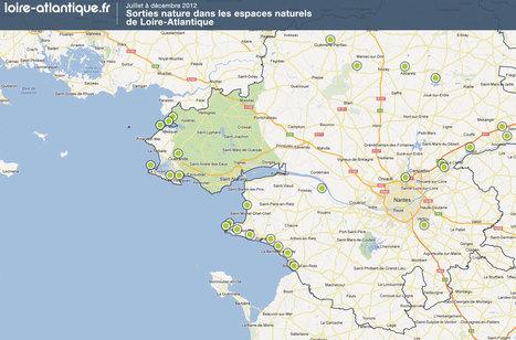 Prenez l'air en Loire-Atlantique ! | Revue de Web par ClC | Scoop.it