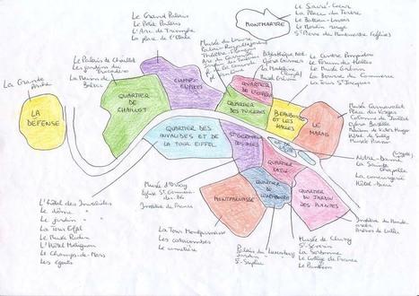 Paris : parcours pédagogique pour la classe de FLE | Site de Français Langue Etrangère | Arts et FLE | Scoop.it