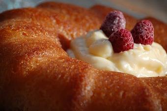 Baba au rhum   Desserts et douceurs du monde   Scoop.it