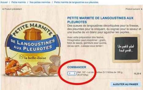 La Belle Iloise : http://www.labelleiloise.fr/fr/, ou la sardine 2.0 : Capitaine Commerce 3.6 | Web Marketing Magazine | Scoop.it