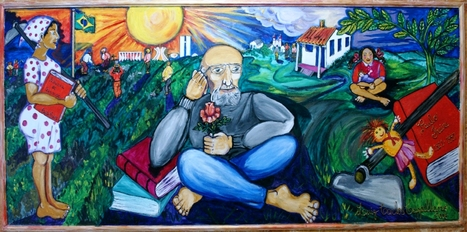 14 Libros PDF de Paulo Freire, la educación al servicio de la humanidad (DESCARGAS) – Educación y Cultura AZ | Educadores innovadores y aulas con memoria | Scoop.it