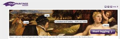The Public Catalogue Fondation  - Your Paintings Tagger   Participatif   Scoop.it