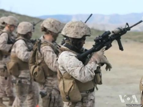 Calls Grow For An End to Sexual Assaults in US Military - Voice of America | militarisation | Scoop.it