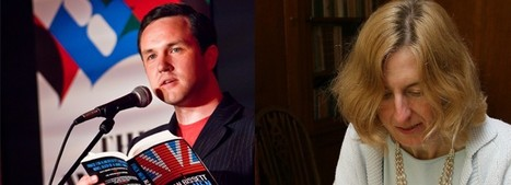 Meet the Authors: Alan Bissett and Ajay Close | Culture Scotland | Scoop.it