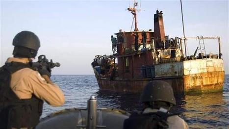 Evolution and Realities of Piracy and Illegal Fishing in African Gulfs | Piracy | Scoop.it