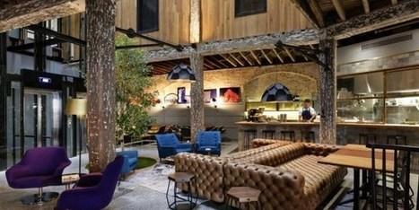 Un hôtel pour les voyageurs d'affaires accros à Instagram | Transport et Hébergement | Scoop.it