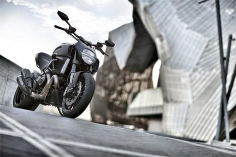 Photo of the Day / Ducati Diavel Dark | Ducati & Italian Bikes | Scoop.it