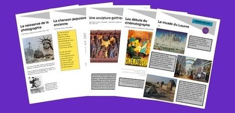 L'histoire des Arts | | Les profs bloguent | Scoop.it