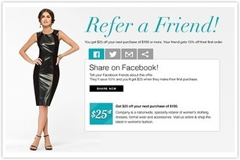 The First Step to Brand Advocacy: Referral Marketing   MarketingHits   Scoop.it