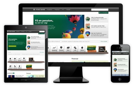 Responsive web designing – The way to improve your customer loyalty | LogicSpice.co.uk | Scoop.it