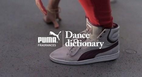 « Puma Dance Dictionary » : Ecrire des Messages avec le Langage du Corps   Actualité Webmarketing, Buzz & Innovation   Scoop.it