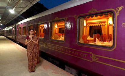 The Golden Chariot | Visit India | Scoop.it