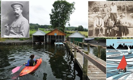 Create your very own Coot Club! Victorian boathouse which inspired Art | British Genealogy | Scoop.it