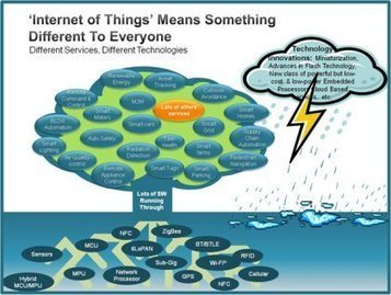 What Internet of Things needs to become a reality ? | Internet of Things Technologies | Scoop.it