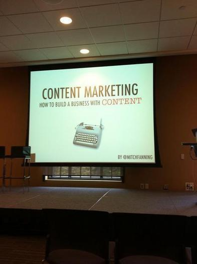 Why 2014 is the year of content marketing - DigitalJournal.com | Create your first Topic | Scoop.it