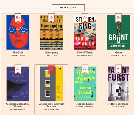 LitHub Launches Book Marks, a Rotten Tomatoes for Books | Books, Photo, Video and Film | Scoop.it