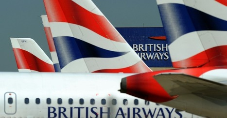 British Airways Billboard Tracks Airplanes as They Fly Overhead | An Eye on New Media | Scoop.it