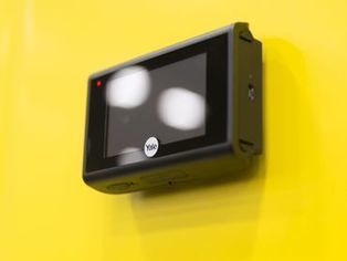 Take a Look at Yale's new video doorbell - CNET | Smart Home & Connected Things | Scoop.it