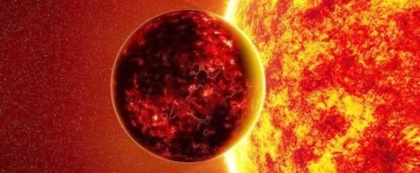 Mercurio, tra noi e il Sole | Planets, Stars, rockets and Space | Scoop.it