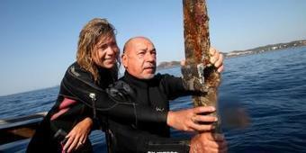 Un trésor antique retrouvé dans les fonds marins varois | LVDVS CHIRONIS 3.0 | Scoop.it