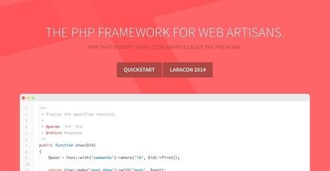 Creación de un nuevo proyecto Laravel — Antonio Cortés | Programacion Agil | Scoop.it