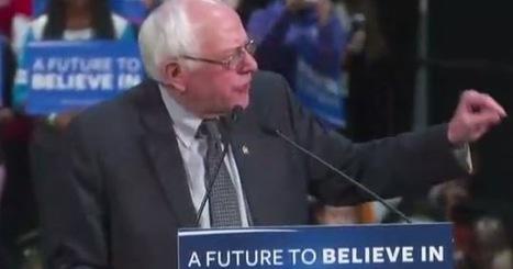 Bernie Sanders brings fiery populist message to St. Paul rally | Bernie Sanders' Campaign | Scoop.it