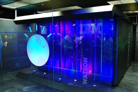 IBM Watson to analyze big data to accelerate scientific research, discoveries | Big Data paradigm | Scoop.it