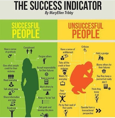 The Success Indicator | Education, Curiosity, and Happiness | Scoop.it