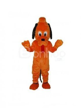 Orange Dog Plush Adult Mascot Costume [5012070] - $195.00 : Shopping Cheap Dresses,Costumes,Quality products from China Best Online Wholesale Store | Cutest Mascot Costumes | Scoop.it
