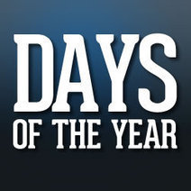 Days Of The Year | Social Media in Libraries | Scoop.it
