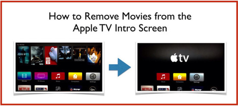 Use Apple TV in the Classroom? Please Do This Tip! - teachingwithipad.org | Teacher Librarian Look-see | Scoop.it