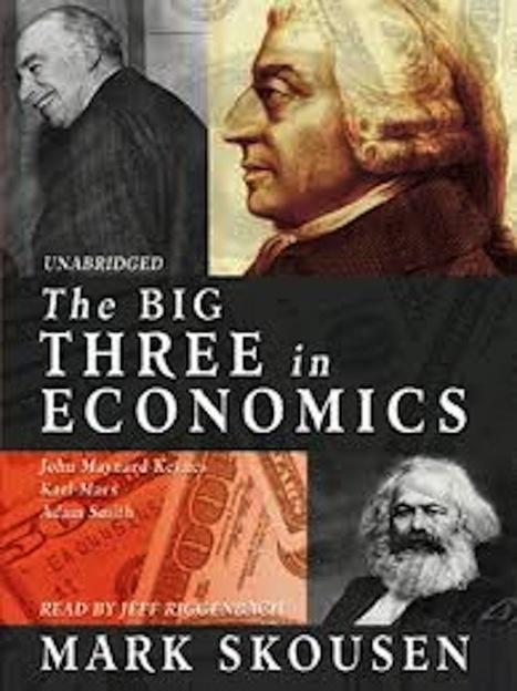 Se Karl Marx Tivesse Estudado Administração - Artigos Para Se Pensar | riavaluoS | ACCI SRL | Scoop.it
