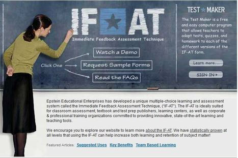 IF-AT by Epstein Educational Enterprises | Langues TICE CALL | Scoop.it