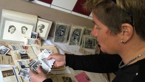 Mouscron : Elle découvre un trésor familial de 75 ans dans les murs de sa maison | Nos Racines | Scoop.it