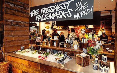 Lush defies currency turmoil to post sweet-smelling profits | BUSS 4 Companies | Scoop.it
