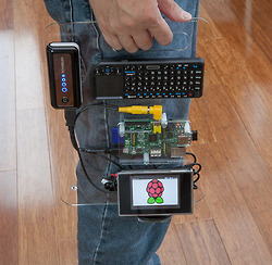 yuiseki: (via Portable Raspberry Pi | SK Pang... | Raspberry Pi | Scoop.it