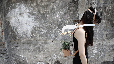 chiu chih's survival kit for the ever-changing planet - designboom | architecture & design magazine | Cyborg | Scoop.it