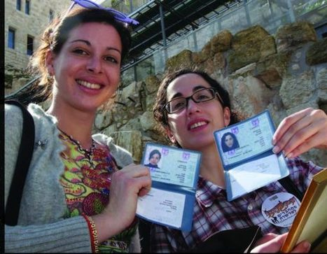 Je Ne T'aime Pas Israel: Drop in French Jews' Immigration to Israel | Jewish Education Around the World | Scoop.it