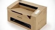 Origami, l'imprimante en carton de Samsung | Créativité écologique | Scoop.it