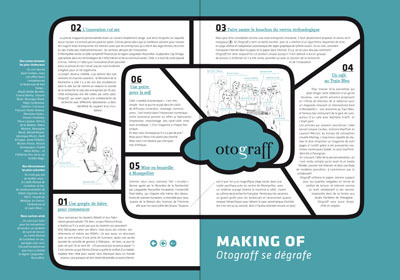 Otograff | Le premier magazine personnalisable | Time to Learn | Scoop.it
